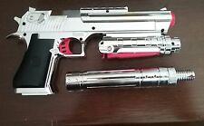 Desert eagle gel ball toy gun(fully automatic)