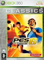 Pro Evolution Soccer Pes 6 Classics Xbox 360 Konami
