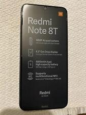 Xiaomi Redmi Note 8t (4go RAM - 64go ) Neuf + Coque