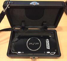 Sony PSP 3000 Slim & Lite - Castrol Branding - Super Rare - Sehr Guter Zustand