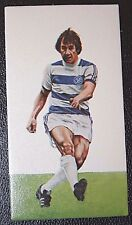 Queen's Park Rangers & Scotland  Don Masson   Vintage 1970's Footballer Card