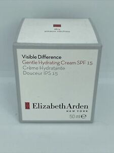 Elizabeth Arden Visible Difference Gentle Hydrating Cream SPF 15 (50ml) - NEW