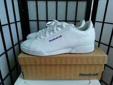 Reebok NPC White Basket / US 11 / EUR 44,5 / 10 UK Blanche Display Model Expo