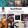 David Bowie - The Ultimate Vinyl Collection - 13 x 180 Gram Vinyl LP's *NEW*