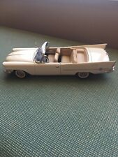 1957 chrysler 300c  1/18 Tan Official Licensed Product Used No Box  Danbury Mint