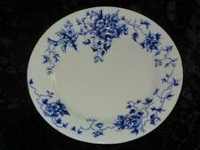 Antique Replacement China Side Plate Blue & White DAVID CHAPMAN & SONS 1889-1906