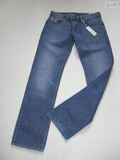 Diesel L34 Herren-Straight-Cut-Jeans aus Denim mit niedriger Bundhöhe (en)