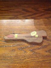Vintage Tru-Gyde Wilson Brothers Rug Latch Hook Tool