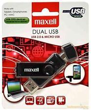 Maxell dual usb, 16GB 16GB usb 2.0 noir