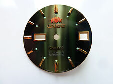 Orient Watch *NEW* DIAL 21J Auto 2 tone green NEW OLD STOCK!!!