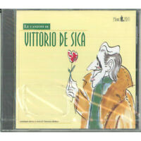 Vittorio De Sica CD Le Canzoni Di Vittorio De Sica Sigillato 0731453487123