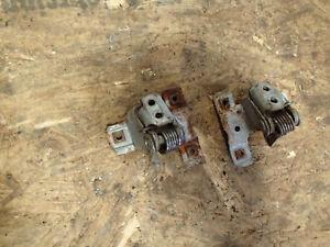 Pair Door Lock Mechs 1969 Buick Riviera 1968 1970