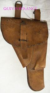 Etui cuir pour P.A.  Modèle 1948 GT
