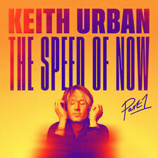 KEITH URBAN THE SPEED OF NOW PART 1 (2020) BRAND NEW SEALED CD