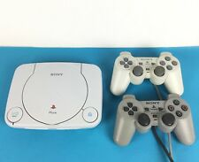 Console Sony PS1 PSone Playstation 1 Slim + 2 Manette Sony + Alimentation