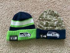 NEW Seattle Seahawks Knit Beanie Hat