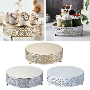 Wedding Table Cupcake Cake Stand Pie Display Serving Plate Centrepiece Decor