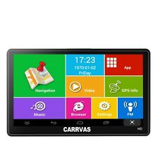 CARRVAS Quad Core Android OS Car GPS Navigation 7 inch Capacitive Touch WIFI 3G