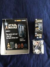 Medicom Kubrick Star Wars Han Solo in Carbonite Block Unopened Plus Counter Box