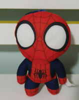 SPIDER MAN TOY SINGAPORE AIRLINES PROMO KEYCHAIN CHARACTER TOY 14CM