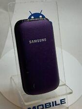 Samsung E1190 - Purple (Unlocked) Mobile Phone Excellent Condition