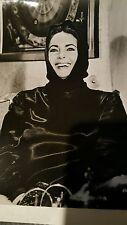 Elizabeth Taylor in Black 68 Secret Ceremony Movie  Photo Still