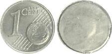 1 Cent ohne Jahr EU Einseitiger Abschlag bzw. Fehlprägung prägefrisch
