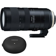 Tamron SP 70-200mm F/2.8 Di VC USD G2 Lens A025 Canon Full-Frame +TAP-In Console