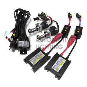 HID Bi-XENON H4 9003 Hi/Lo 35W AC Ballast Digital Headlight Kit 4K 6K 8K 10K 12K