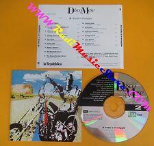 CD DISCO MESE 2 ROCK E VIAGGIO PROMO compilation 1995 CLASH JOHN MYALL (C39*)