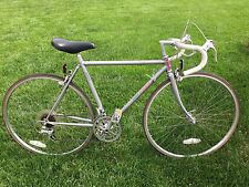 1986 Vintage Raleigh Technium USA 460 Aluminum Road Bike
