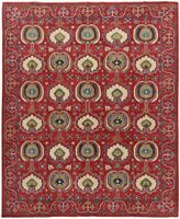 Art And Crafts Super Kazak Oriental Area Rug Wool Hand-Knotted Room Carpet 8x10