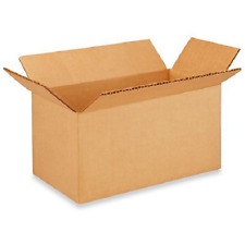 100 8x4x4 Cardboard Paper Boxes Mailing Packing Shipping Box Corrugated Carton