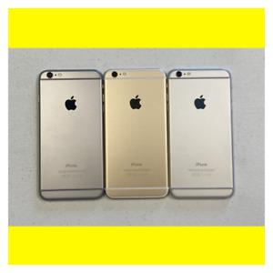 Apple iPhone 6 16GB 128GB Unlocked Verizon Gold Gray Silver Smartphone 4G LTE