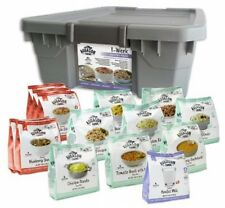Augason Farms Pantry Pack Tote 1 Person 7 Day Supply Emergency Food Kit Prepper