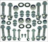 Land Rover Defender 90 94+ Complete set of Nuts & Bolts / Fixing -02