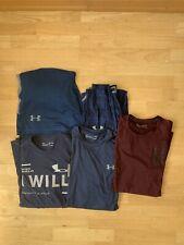 Under Amour Sport Set 5 Teile T Shirt Hose Sweatshirt Herren Größe M