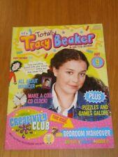 TOTALLY TRACY BEAKER #9 JACQUELINE WILSON UK MAGAZINE< =