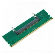 New listing Ddr3 Laptop So-Dimm to Desktop Dimm Memory Ram Connector B7A7 New Adapter 8U8