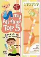 My All-Time Top 5: A Book of Lists for You and Your Friends (Klutz), New, Philli
