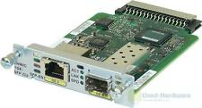 Cisco EHWIC-1GE-SFP-CU Dual Mode 1 port SFP/Copper Compatible 1900/2900/3900