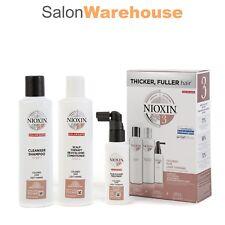 Nioxin System 3 Starter Kit Fine Coloured Hair Fresh Stock 150+150+40ml