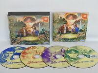 SHENMUE II 2 HDR-0164 Dreamcast Sega Japan dc