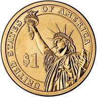 USA: 1 $ 2012 P - 1 Dollar (23 TH President Benjamin harrison 1889-1893) S/C