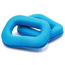 Almohadillas poliuretano azul para Logitech G35, G430, G450