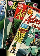 Adventure Comics 426,427,428,431 * 4 Book Lot * DC! Superman! Supergirl! Action!