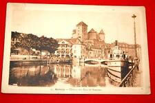 ANNECY CHATEAU DES DUCS DE NEMOURS 1930 RHONE ALPES HAUTE SAVOIE
