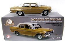37447 1963 HOLDEN EH SPECIAL KALGOORLIE GOLD 50 ANIV. DIE CAST MODEL CAR 1:18
