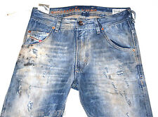 BNWT Diesel Krooley 886P Jeans 27X32 Authentique Carrot Fit Tapered Leg 0886P