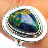 Azurite 925 Sterling Silver Ring Size 9 Ana Co Jewelry R45565F
